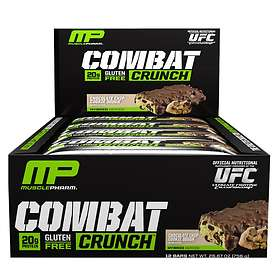 Musclepharm Combat Crunch Bar 63g 12pcs