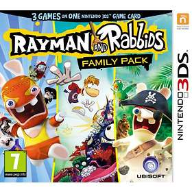 Rayman & Rabbids - Family Pack