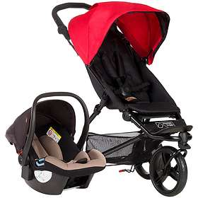 Mountain Buggy Mini 2in1 (Travel System)