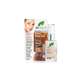 Dr Organic Snail Gel Facial Serum 30ml