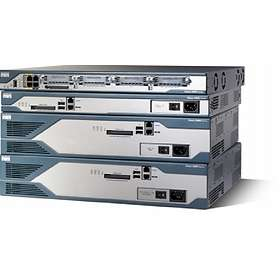 Cisco 2851-SRST Integrated Services Router
