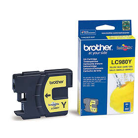 Brother LC980Y (Yellow)