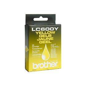 Brother LC600Y (Jaune)