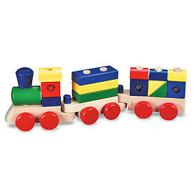 Melissa & Doug Stacking Train Toddler Toy 572