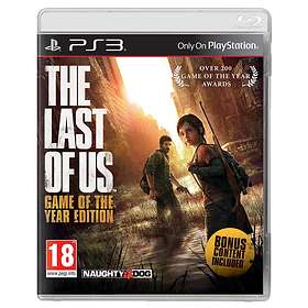 The Last of Us - Game of the Year Edition (PS3)