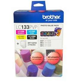 Brother LC133 (Cyan/Magenta/Yellow)