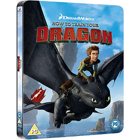 How to Train Your Dragon - SteelBook (UK)