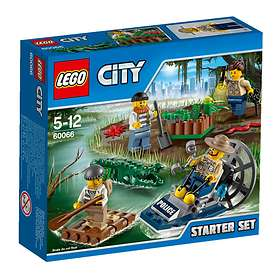 LEGO City 60066 Swamp Police Starter Set