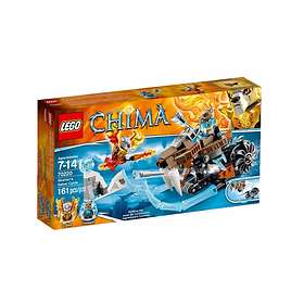 LEGO Legends of Chima 70220 La moto sabre