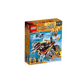LEGO Legends of Chima 70222 Tormaks Flamattack