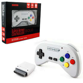 Retro-Bit Super Retro Wireless Controller (SNES)