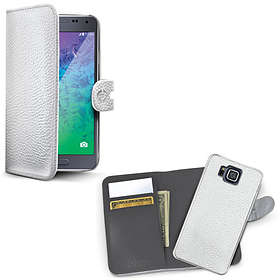Celly PU Wallet Case for Samsung Galaxy Alpha