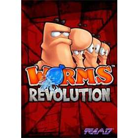 Worms Revolution - Gold Edition (PC)