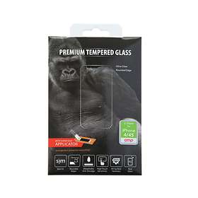 OMP Global Premium Tempered Glass Screen Protector for iPhone 4/4S