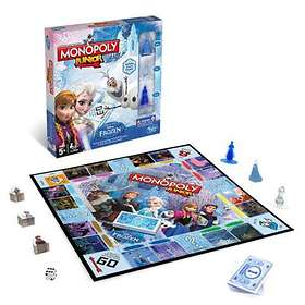 Monopoly: Junior Frozen