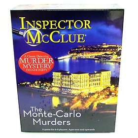 Paul Lamond Games Inspector McClue: The Monte-Carlo Murders