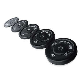 Master Fitness Bumperplate 10kg