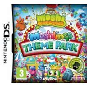 Moshi Monsters: Moshlings Theme Park - Limited Edition (3DS)