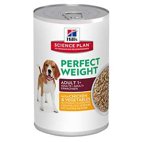 Hills Canine Science Plan Adult Perfect Weight Medium 0,36kg