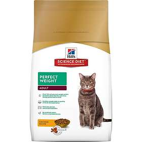 Hills Feline Science Plan Adult Perfect Weight 3kg