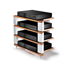 Naim FraimLite Base + 3x Shelf 64,5x44cm