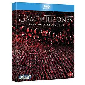 Game of Thrones - Säsong 1-4