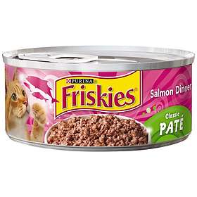 Purina Friskies Tin Classic Pate Salmon 0.156kg