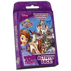 Top Trumps Sofia the First Activity Pack