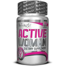 BioTech USA Active Woman 60 Tabletter