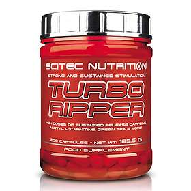Scitec Nutrition Turbo Ripper 200 Kapslar