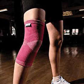 Vulkan Advanced Women Elastic Knee Support