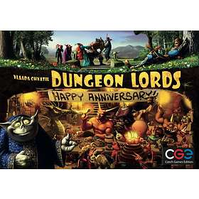 Dungeon Lords: Happy Anniversary (exp.)