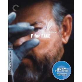 F for Fake - Criterion Collection (US)