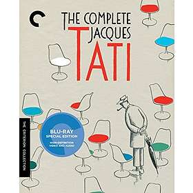 The Complete Jacques Tati - Criterion Collection (US)