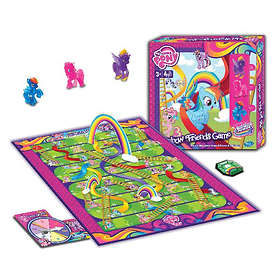 Chutes And Ladders: My Little Pony