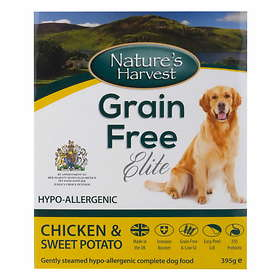 Natures Harvest Adult Chicken & Sweet Potato 10x0.395kg