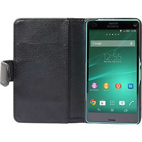 iZound Leather Wallet Case for Sony Xperia Z3 Compact