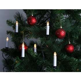 Star Trading Double Wire Indoor Christmas Tree Light 25 LED