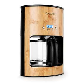 Klarstein Bamboo Coffee Machine