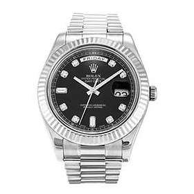 Rolex Day-Date II Diamonds 218239