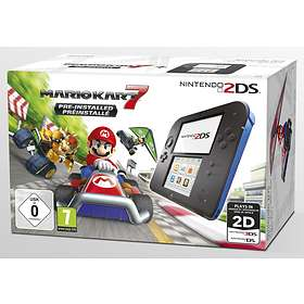 Nintendo 2DS (ml. Mario Kart 7)