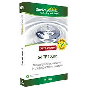 Simply Supplements 5-HTP 100mg 60 Tabletter