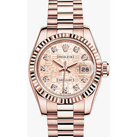 Rolex Lady-Datejust Diamonds 179175