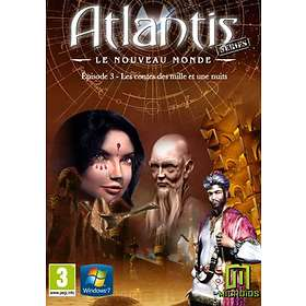 Atlantis III: The Thousand and One Nights Tales (PC)
