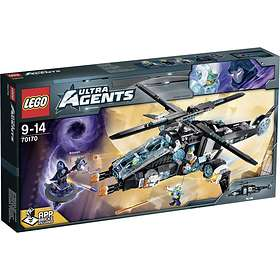 LEGO Ultra Agents 70170 UltraCopter contre Antimatière