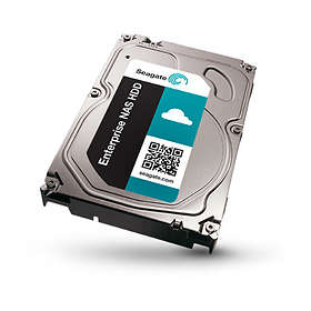 Seagate Enterprise NAS HDD ST6000VN0001 128Mo 6To