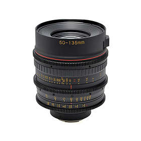 Tokina AT-X 50-135/3,0 Cine for Canon