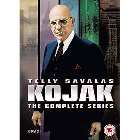 Kojak - The Complete Series (UK)