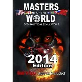 Masters of the World: Geo-Political Simulator 3 - 2014 Edition (PC)
