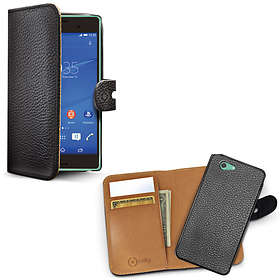 Celly PU Wallet Case for Sony Xperia Z3 Compact